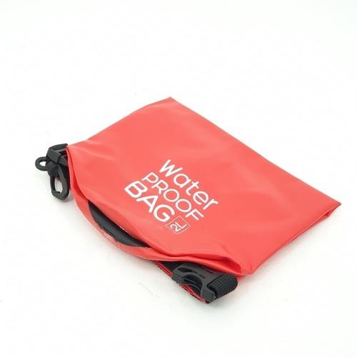 WETZLARS กระเป๋ากันน้ำ ZYU019-RD 2 ลิตร สีแดง