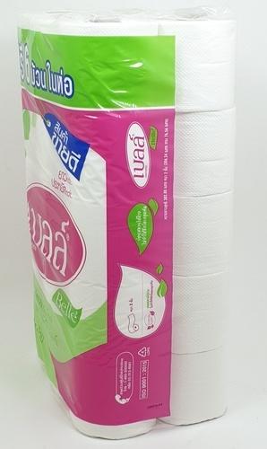 Belle กระดาษทิชชู่ม้วน 24 ม้วนแแถม 6 ม้วน