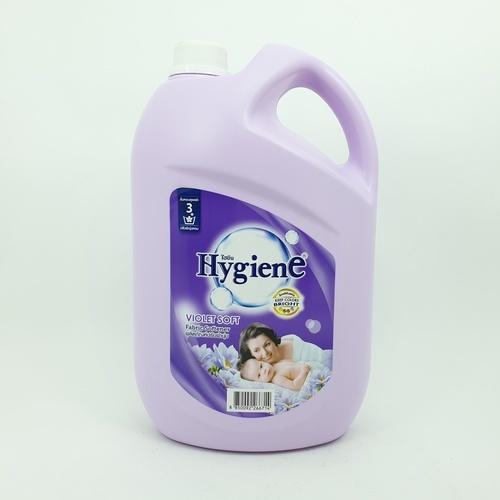 Hygiene ไฮยีน-ปรับผ้านุ่ม ม่วง 3500 Hygiene Softener 3500 ml สีม่วง
