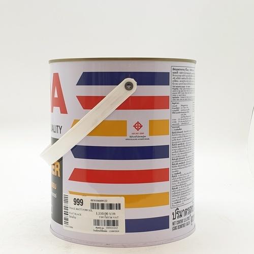 TOA สีพ่นด้านอุตสาหกรรม 1กล.  0999