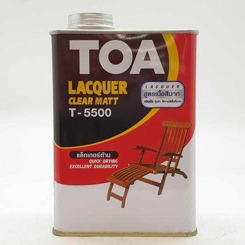 TOA แลคเกอร์ด้าน 1/4กล. T-5500