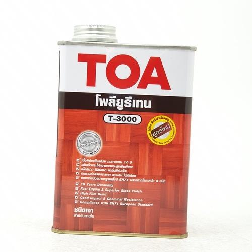 TOA  ยูรีเทนภายใน 1/4กล. 11031250INT04 T-3000