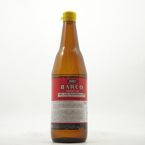 TOA BARCO ทินเนอร์ AAAขวดใหญ่ 14013310AAA33