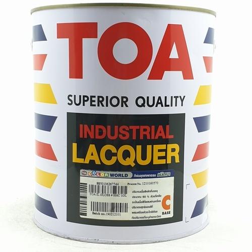 TOA  สีพ่นอุตสาหกรรม เงา  F1002907050000C Base C