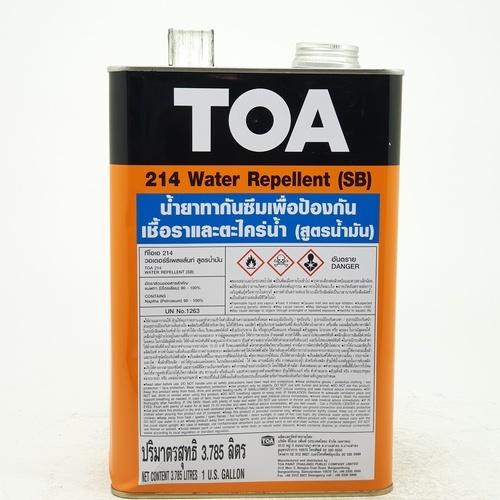 TOA น้ำยากันตะไคร่สูตรน้ำมัน 1 กล.