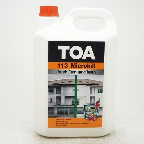 TOA  น้ำยากำจัดเชื้อรา 5 ลิตร F101716520MKILL ใส