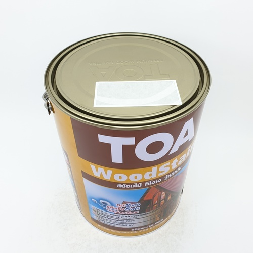 TOA สีย้อมไม้เงา ใส 1กล. TOA-G99