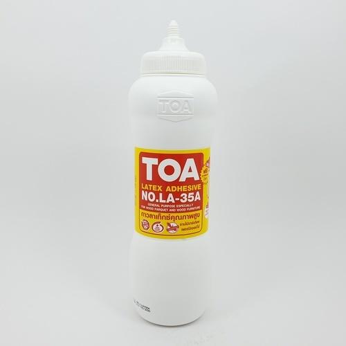 TOA กาวลาเท็กซ์ ปาร์เก้ 35A 1 กก 035A