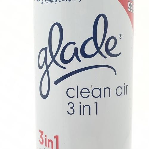 Glade เกลด คลีนแอร์ 3อิน1-การ์เด้นท์เฟรช 300มล.  Garden&Fresh