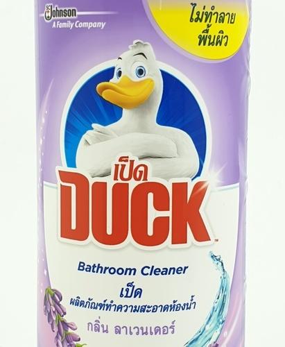 Duck เป็ดห้องน้ำ ลาเวนเดอร์ 900 มล. เป็ดหอม สีม่วง