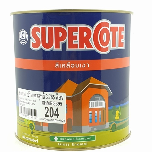 Dulux สีน้ำมันS/C204กล. Super cote