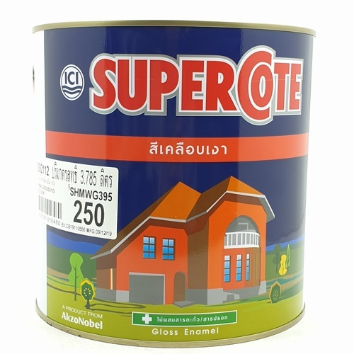 Dulux สีน้ำมัน S/C 250 กล. Super cote