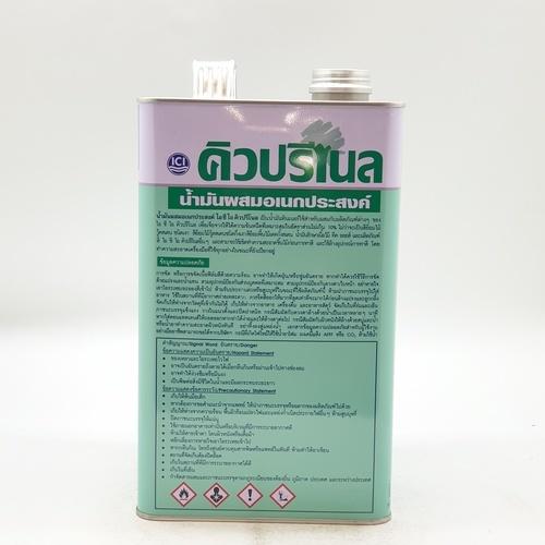 Dulux น้ำมันผสม-คิวปรีโนล 3L THINNER CUPRINOL