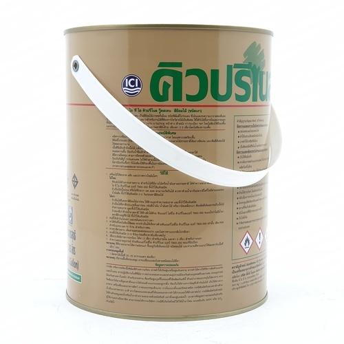 Dulux สีย้อมไม้คิวปรีโนลเงา-ไม้สัก H211 1กล. Cuprinol