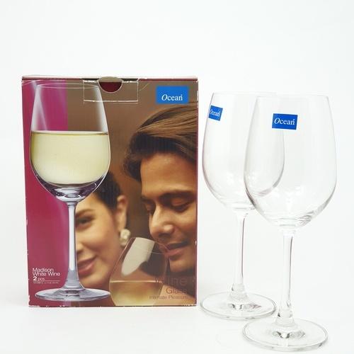 แก้วไวน์ เมดิสัน ไวท์ MADISON WHITE WHITE