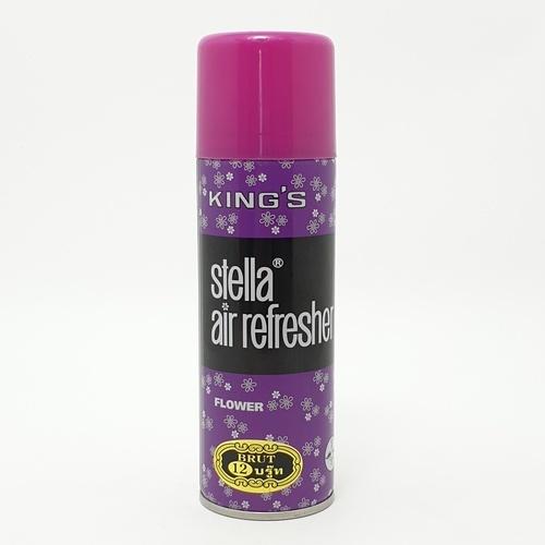 Kings Stella สเปรย์ปรับอากาศ กลิ่น บรู๊ท 200 มล. *ซื้อ 1 แถม 1*