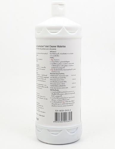 3M ผลิตภัณฑ์ล้างห้องน้ำฆ่าเชื้อโรค 3 เอ็ม ขนาด 900 ml สูตรขจัดคราบหนัก กลิ่นวอเตอร์ลู
