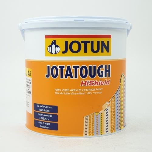 JOTUN สีทาภายนอก เบสเอ ขนาด 3.6 ลิตร JOTATOUGH HS SG ขาว