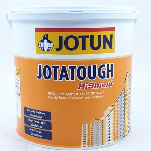 JOTUN สีทาภายนอก เบส C 3.6 ลิตร JOTATOUGH HISHIELD SG ขาว