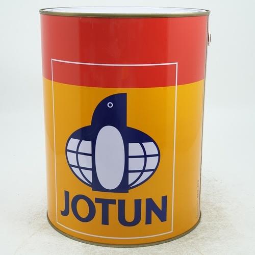 JOTUN สีอุตสาหกรรม เพนการ์ดอีนาเมล ส่วนเอ ขนาด 4ลิตร 0403  สีเทา