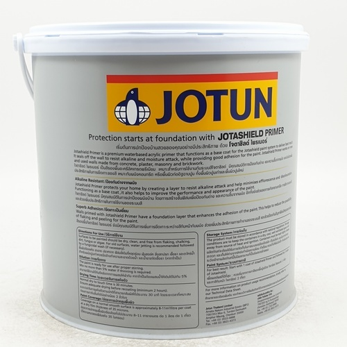 JOTUN สีรองพื้น JOTASHIELD PRIMER ขาว