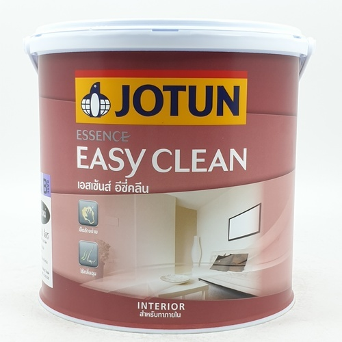 JOTUN สีน้ำภายใน กึ่งเงา เบสบี 3.6ลิตร Essence Easy Clean SG ขาว