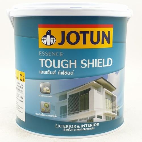 JOTUN สีน้ำภายนอก กึ่งเงา เบสซี  3.6ลิตร ESSENCE TOUGH SH SG ขาว