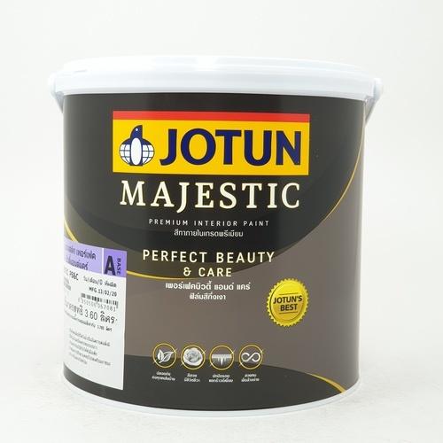 JOTUN มาเจสติกเพอร์เฟคบิวตี้ แอนด์ แคร์ BASE A 3.6  L