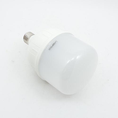 LAMPTAN หลอดไฟไฮวัตต์ LED 30W แสงเดย์ไลท์ รุ่นกลอส V2  E27 High watt สีขาว