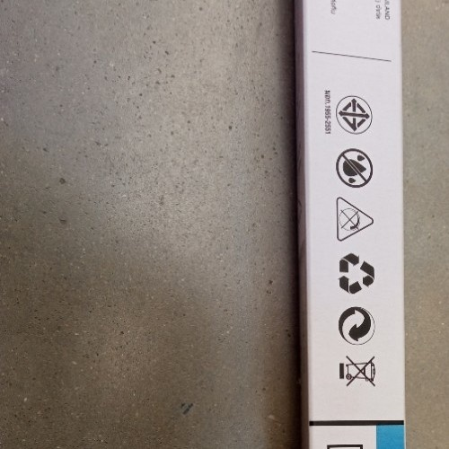 LAMPTAN ชุดเซ็ทแอลอีดี 9 วัตต์ วอร์มไวท์ GLOSS SLIM สีขาว