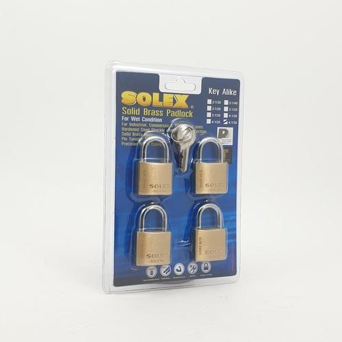 SOLEX กุญแจสายยู  KAL4:1SL99 ขนาด 30MM.