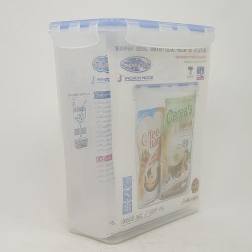 Superlock กล่องอาหาร ขนาด 4400ml. 6139