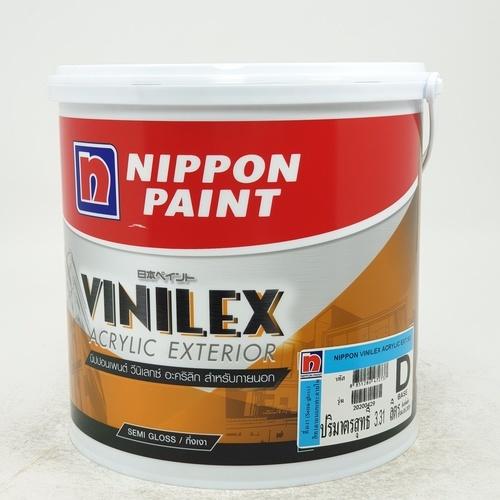 NIPPON นิปปอนเพนต์ วีนิเลกซ์ อะครีลิค- ภายนอก  BASE D
