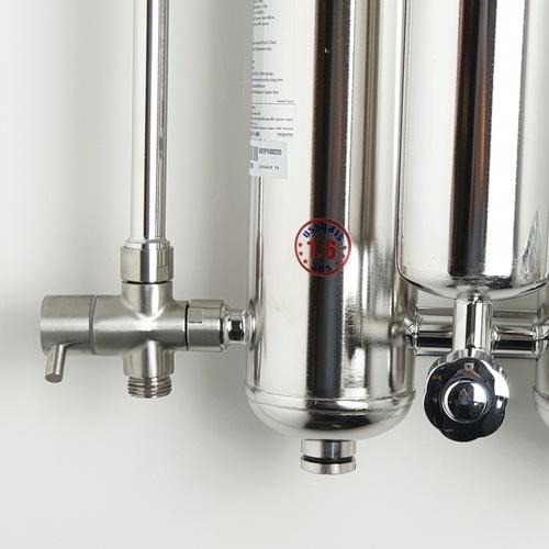 MAZUMA เครื่องกรองน้ำ HD-S3C1 Silver