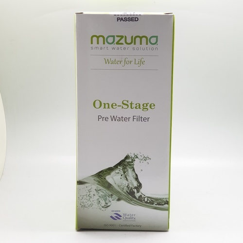 MAZUMA เครื่องกรองน้ำ 1 ขั้นตอน  M1F-33/4 น้ำเงิน