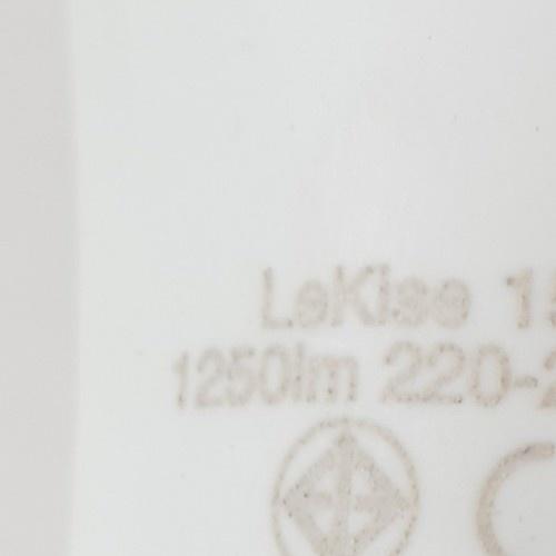 LEKISE หลอดไฟ แอลอีดี A60 15 วัตต์ วอร์มไวท์ Bright สีเหลือง