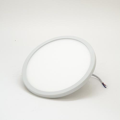 LEKISE ดาวน์ไลท์ LED สลิมอีซี่สไลด์  กลม 15วัตต์ วอร์มไวท์ สีเหลือง
