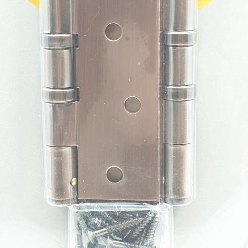 YALE บานพับแกนเล็ก หัวตัดมีหมุดแหวนลูกปืน HI-AC43SBL