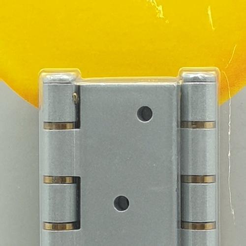 YALE บานพับแกนเล็กหัวตัดมีหมุดแหวนทองเหลือง ขนดา 3x3 นิ้ว HIB33