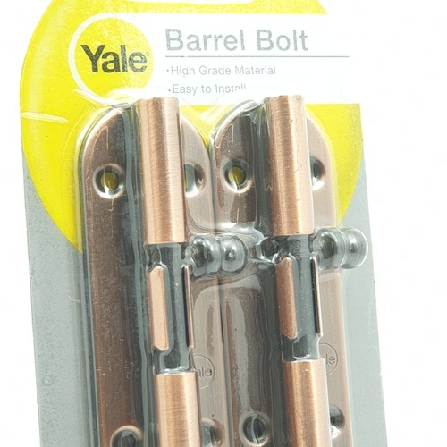 YALE กลอนประตู ขนาด 4 นิ้ว BA90704ACP2