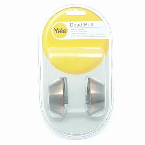 YALE กุญแจเสริมความปลอดภัย DB-V8121US11