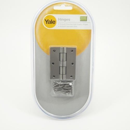 YALE บานพับเฟอร์นิเจอร์2.5นิ้วไม่มีแหวนหัวจุก  FH-SL25