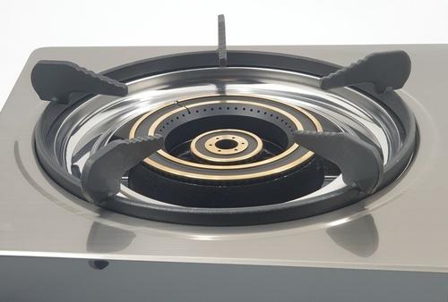 TECNOGAS เตาแก๊ส 2 หัวแก๊ส Table top TNS G01