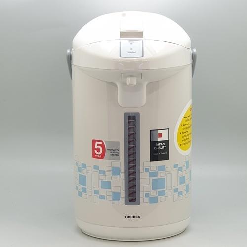 TOSHIBA กระติกน้ำร้อน 3.3 ลิตร PLK-G33ESB สีฟ้า