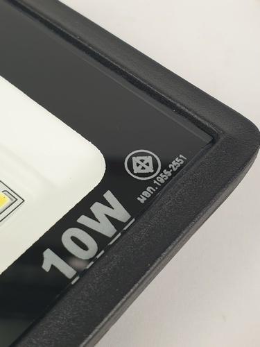 EILON โคมไฟแอลอีดีฟลัดไลท์ 10w รุ่น JH-F10W  6500K เดย์ไลท์ -  สีขาว