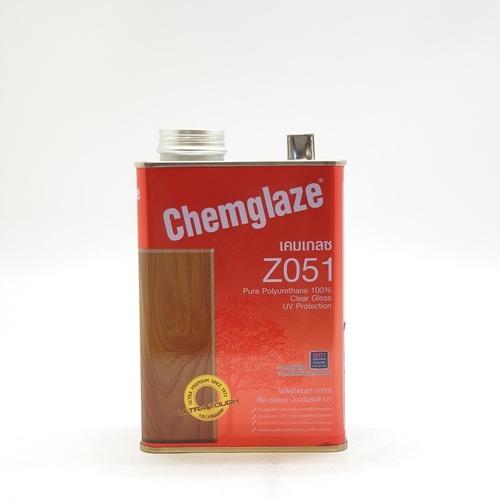 CHEMGLAZE ยูรีเทน-เงา ภายนอก Z051 ใส