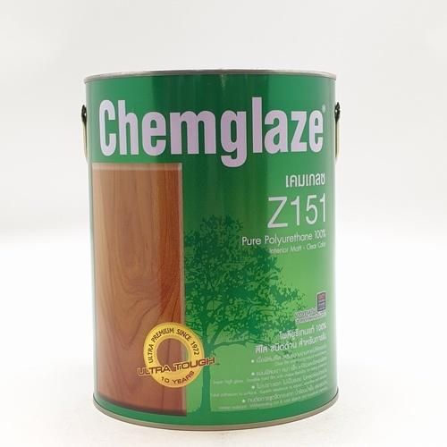 CHEMGLAZE ยูรีเทนด้านภายใน Z151 ใส
