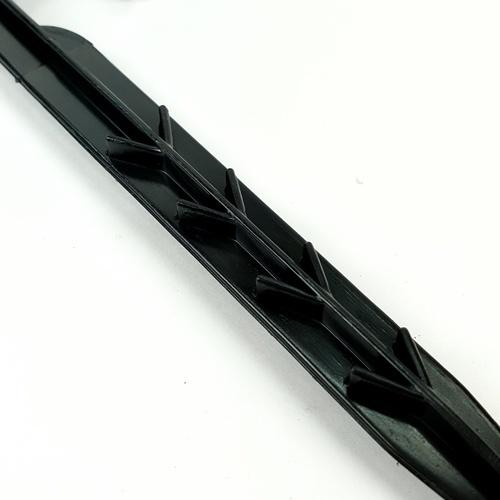 Super Products ขาปักยึดท่อ25มม.(10ขา/แพ็ค) RP ดำ