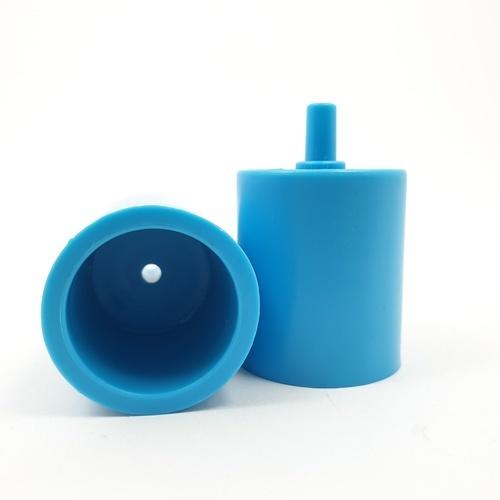 Super Products ฝาครอบพีวีซ(5ฝา/แพ็ค)  ขนาด 3/4นิ้ว CUP ฟ้า