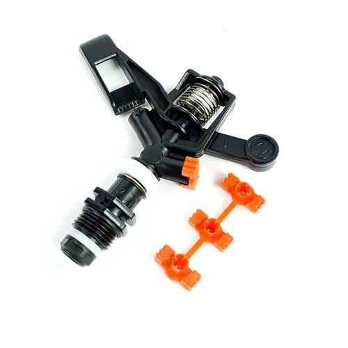 Super Products สปริงเกลอร์พลาสติกหมุนรอบตัว ขนาด 1/2 นิ้ว RC 150